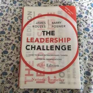 The Leadership Challenge (5th ed)