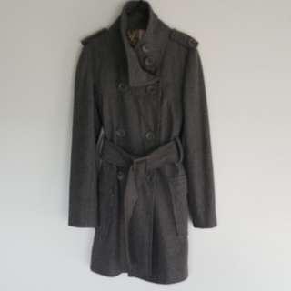 Sass Grey Coat