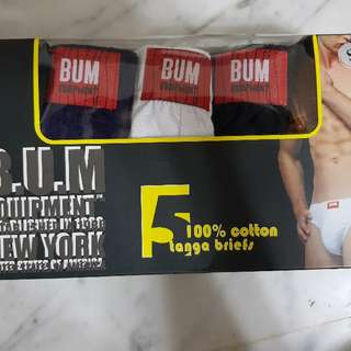 BUM briefs (size s)