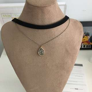 Double Choker From Over The Rainbow