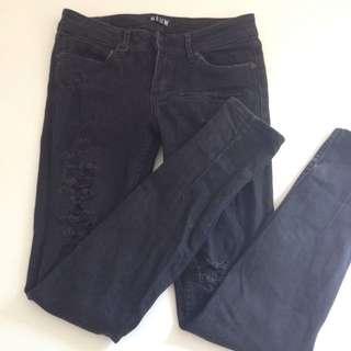 NEUW badass biker skinny jeans
