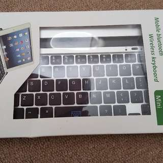 Ipad Mini Bluetooth Wireless Keyboard