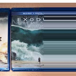 Exodus: God and King Blu Ray