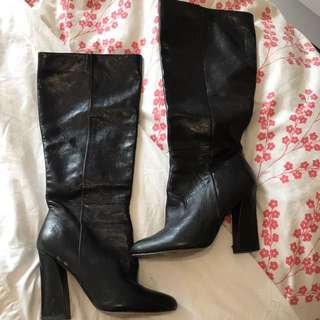 Windsor Smith Size 9 Long Boots