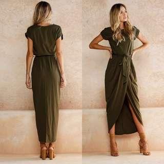 Summer Long Dress <3