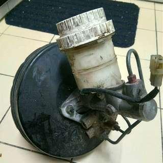 Proton Wira Brake Servo & Pump