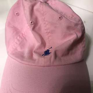 BRAND NEW POLO Pink Hat