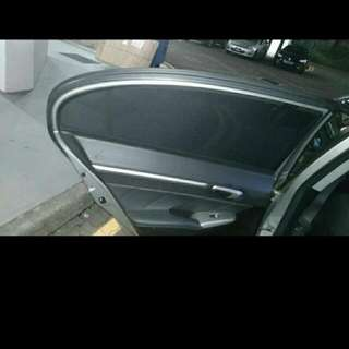 Mazda 3 2016/2017 Magnetic Sunshade