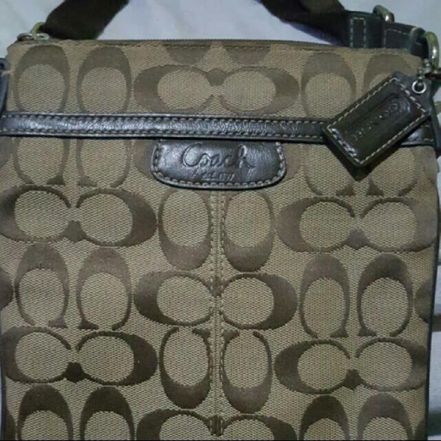 100% Authentic Coach Bag