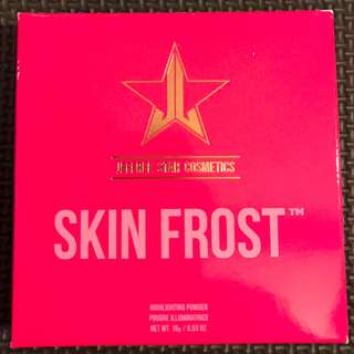 Jeffree Star Cosmetics - Skin Frost - Deep Freeze