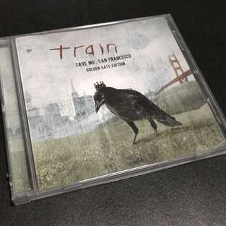 TRAIN Save Me, San Francisco Audio CD
