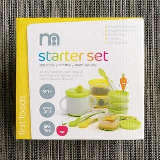 Mothercare Feeding Starter Set