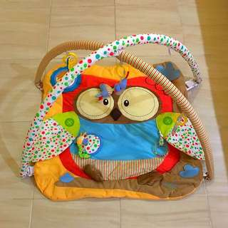 ‼️[PRICE REDUCED] 💟Simple Dimple Happy Owl Play gym