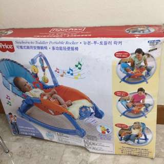 Fisher Price Baby Rocker - Very Good Condition