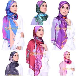 Diona 3.0 Long Shawls by Sofearose