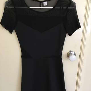 *REDUCED* H&M Little Black Dress