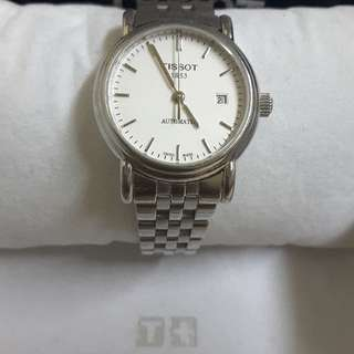 Tissot Women Stainless Steel Automatic Watch (t95.1.183.91)