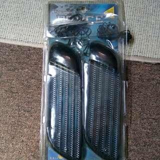 Aksesoris Lampu Mobil - Warna Biru - 12V Car