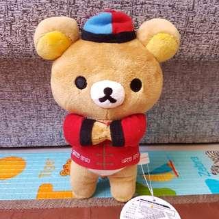 鬆弛熊 (唐裝)