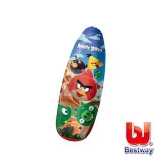 <特價> Bestway-36吋憤怒鳥充氣不倒翁(96105)國際品牌 品質值得信賴