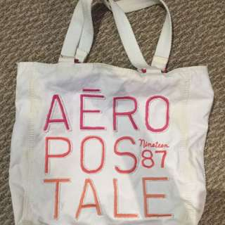 Aeropostale Beach Bag
