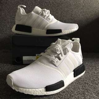 New Adidas Nmd R1 Panda US 10