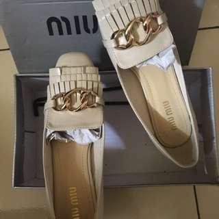 Miu Miu Shoes Size 39 (not Authentic)