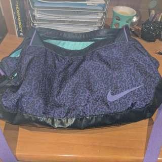 Geuine Nike Gym Bag Purple