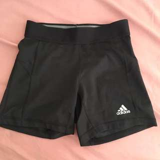 Adidas Short Tights Size Xs