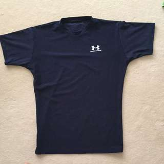 UNDER ARMOUR SKINS TEE