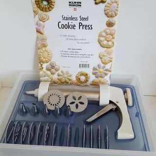 Cookie Press 曲奇唧唧鎗