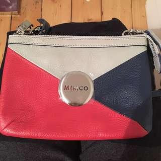 MIMCO DOUBLE BAG