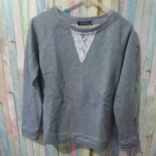 Sweater Grey Glitter