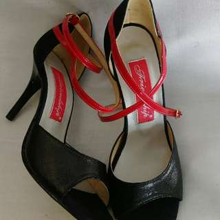 台灣製造阿根廷探戈舞鞋