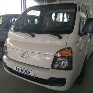 FOR RENT!!!  BRAND NEW Hyundai H100 🚃 Capacity : MAXIMUM 20 Persons