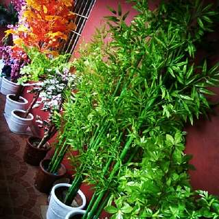 Artificial Bamboo, Artificial Plants, Trees, Flowers