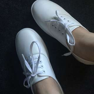 White Sneakers/shoes