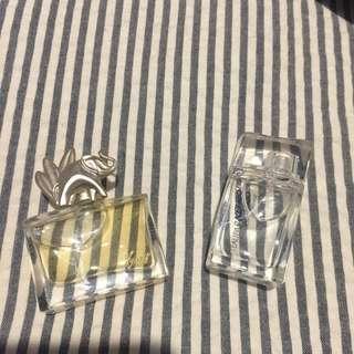Miniature Authentic Kenzo Perfumes