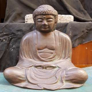 Iron Sitting Buddha 天檀大佛