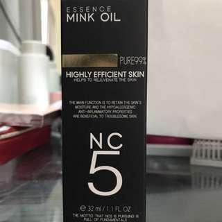 Korean NC 5 Mink Oil