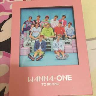 Wanna One-to Be One
