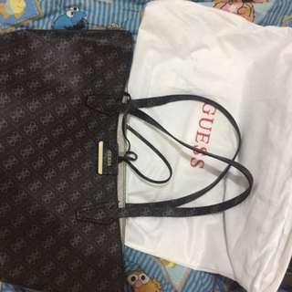Guess reversible Tote Bag - ORIGINAL & NEW!!