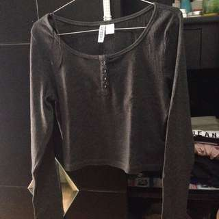 H&M crop T-Shirt
