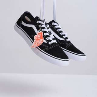 Vans Old Skool Black White a825a133b0