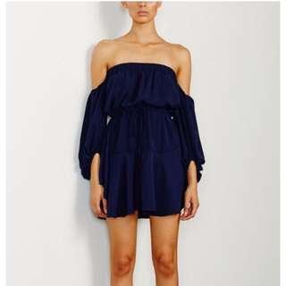 Shona Joy Letitia Mini Dress