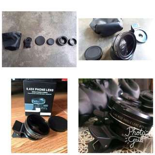 Mobile 2 in 1 Clip Lense