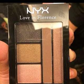 NYX eyeshadow nude