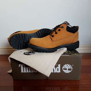 Timberland x Publish Collab Oxfords (Wheat)