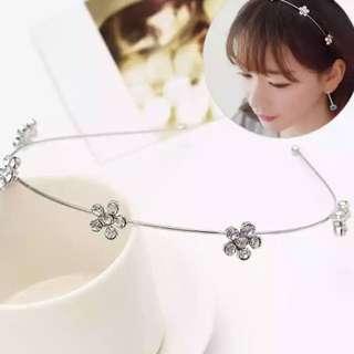 多款 韓式 水晶頭箍 包郵