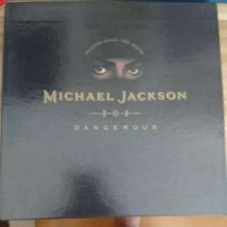 Michael Jackson ~ Dangerous CD